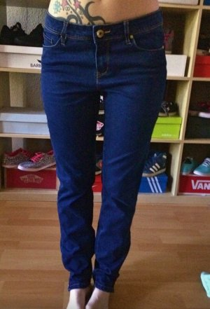Dunkle bequeme Jeans W29 L32