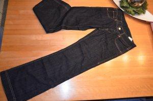 Dunkle Herrlicher Boyfriend Jeans Judie 98% Cotton Gr. 26/34