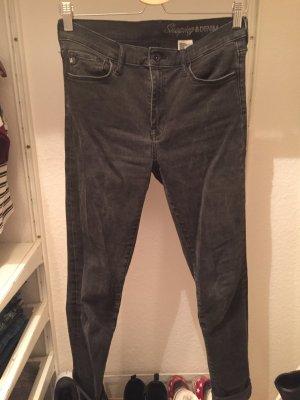 dunkle High Waist Jeans
