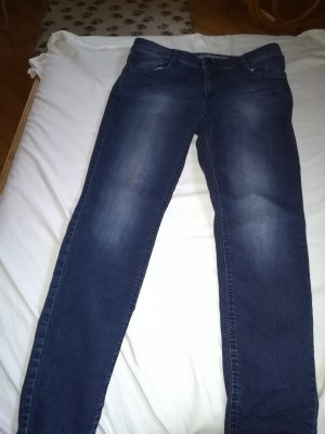 Kik Tube Jeans dark blue