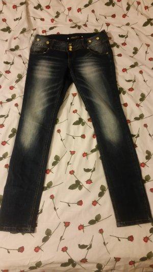 dunkle jeans Größe 30