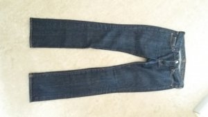 dunkle Jeans, Straight Leg