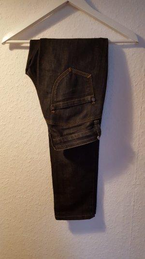 Dunkle Jeans von Freeman T Porter