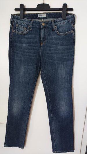 Dunkle Jeans von Lee