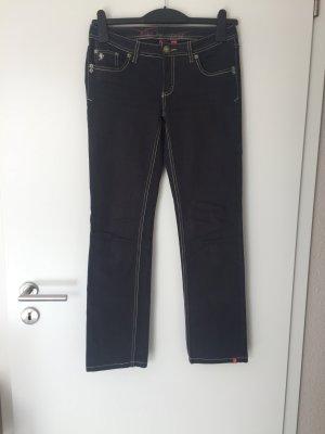 Dunkle Jeanshose Esprit