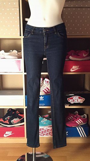 Dunkle ONLY Skinny Röhren Jeans XS