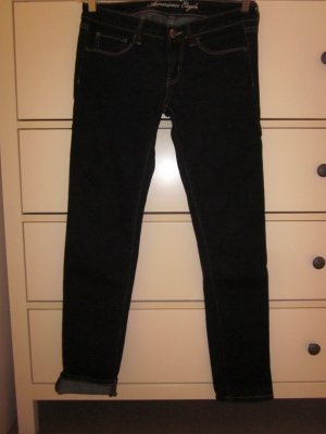 Dunkle Skinny Jeans mit Stretch von American Eagle Outfitters