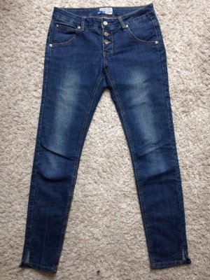 Dunkle Slim Fit Jeans