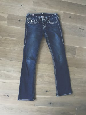 Dunkle True Religion Jeans