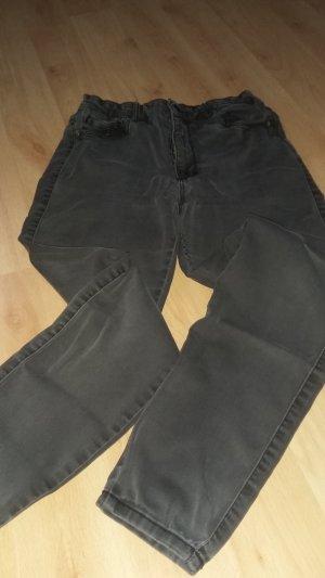 Dunklegraue Skinny Jeans von Only