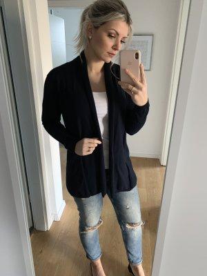 Zara Rebeca azul oscuro