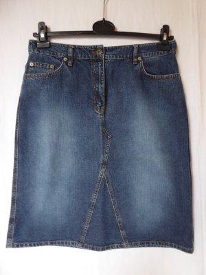 Dunkler Jeans-Rock von S.Oliver