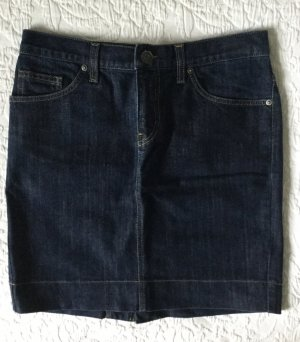Gant Denim Skirt dark blue
