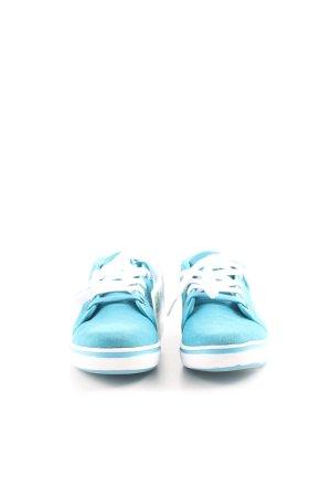 Dunlop High Top Sneaker blau Casual-Look