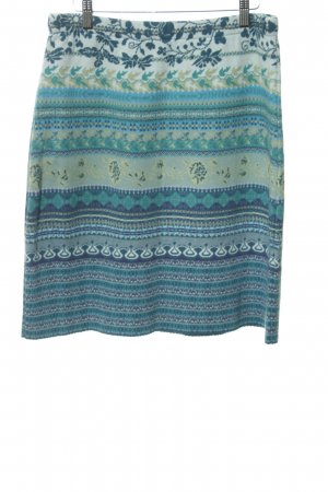 Dunque by Schweikardt Moden Stretchrock florales Muster Casual-Look