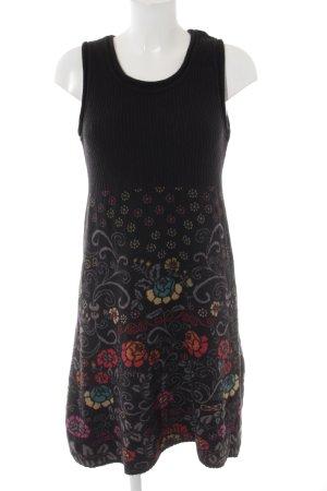 Dunque by Schweikardt Moden Robe en laine motif abstrait style hippie