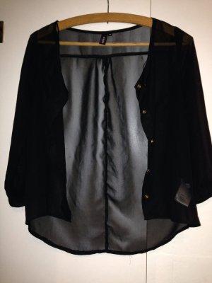Durchsichtige Bluse  von bon brix