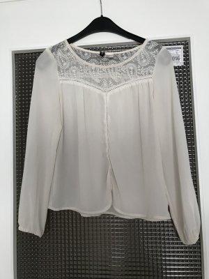 Durchsichtige Bluse von H&M Gr.XS