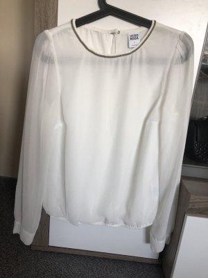 Durchsichtige Bluse von Vero Moda, Größe S