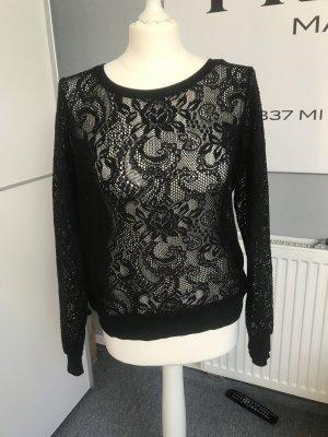 Durchsichtiger Pullover von Vero Moda