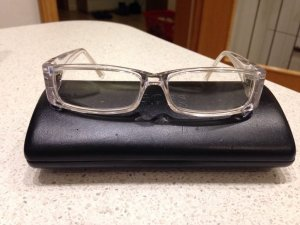 Hugo Boss Glasses silver-colored