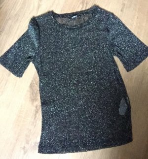 Durchsichtiges glitzerndes T-Shirt