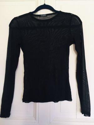 Muse Netshirt zwart