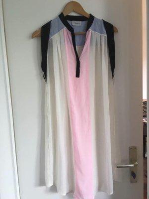 Durchsichtiges Shirt Kleid Gr. 36/38