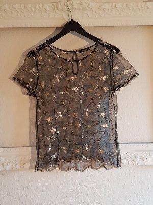 durchsichtiges Shirt (L)