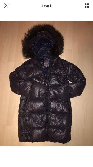 Duvetica Manteau en duvet brun noir