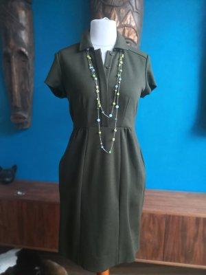 Diane von Furstenberg Abito verde oliva