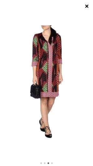 Diane von Furstenberg Hippie Dress multicolored