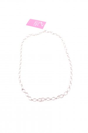Dyrberg/Kern Link Chain silver-colored casual look