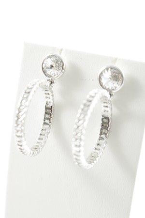 Dyrberg/Kern Dangle silver-colored casual look