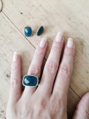 Dyrberg/Kern Ring und Ohrringe