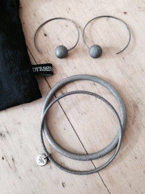 Dyrberg/Kern Set Armreif und Ohrringe