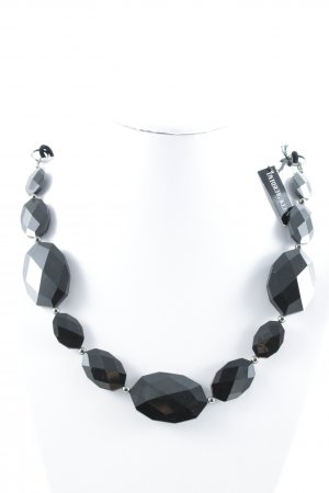 Dyrberg/Kern Statement Necklace black elegant