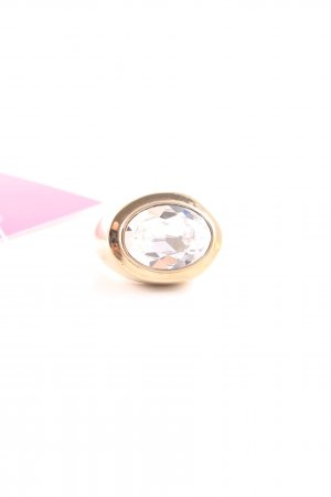 Dyrberg/Kern Statement Ring gold-colored business style