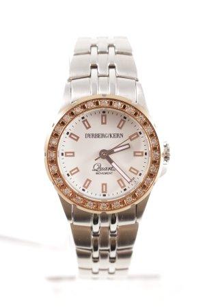 Dyrberg/Kern Uhr mit Metallband mehrfarbig Business-Look