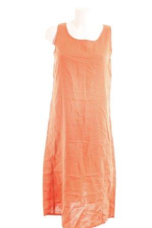 E.B. Company Maxi abito arancione stile casual