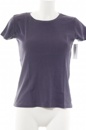 E.B. Company T-Shirt grauviolett Casual-Look