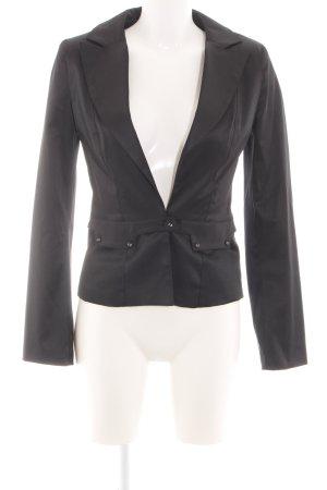 E. Loco Tuxedo Blazer black business style