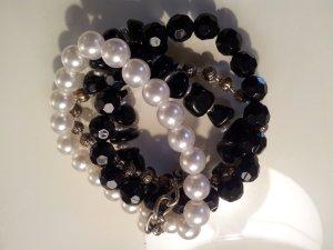 aufwändiges Perlenarmband -4 Armbänder in einem-