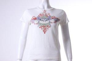 Roxy T-Shirt mit Print und Strasssteinen