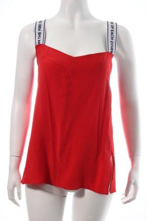 EACH x OTHER Trägertop mehrfarbig sportlicher Stil