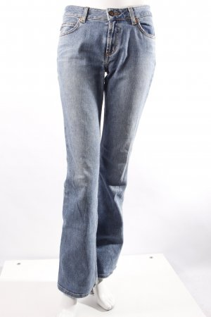 Earl Jean Boot Cut Jeans hellblau