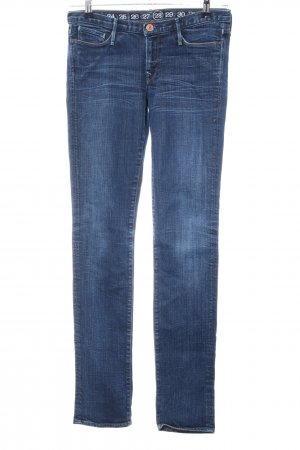 Earnest Sewn Jeans slim bleu style décontracté