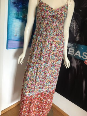 Earth Angel maxikleid 100%viskose Small floral
