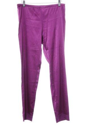 Easton Pearson Pantalon 7/8 violet style des années 80