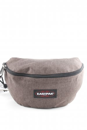 Eastpak Banane brun noir-noir style simple